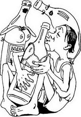 Алкоголизм и цирроз печени