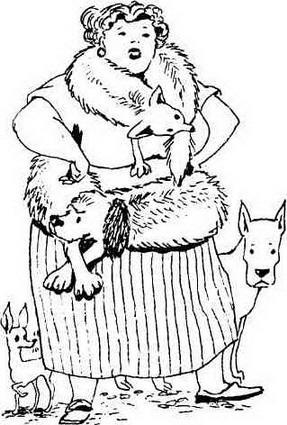 Радикулит и пояса из собачьей шерсти