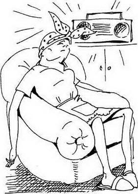 Женская мигрень