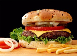 Толстяки едят больше