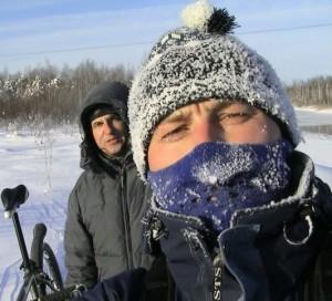 Обморожения